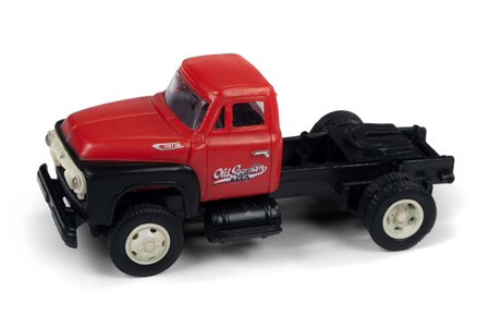 1954 Ford F-350 Semi Tractor - Old German Beer