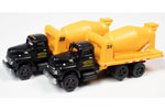 1954 International R-190 Cement Truck 2 Pack - Tidewater Cement