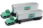 1954 International R-190 Tractor/Trailer 2 Pack - SoCal