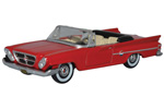 1961 Chrysler 300 Convertible (Mardi Gras Red)