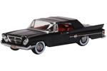 1961 Chrysler 300 Convertible (Black)