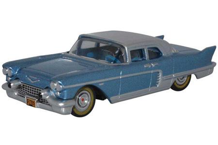 1957 Cadillac Eldorado Hardtop (Copenhagen Blue)