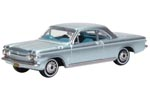 1963 Chevy Corvair Coupe (Blue Satin Silver)