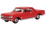 1963 Chevy Corvair Coupe (Riverside Red)