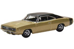 1968 Dodge Charger (Gold/Black)
