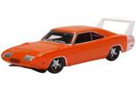 1969 Dodge Charger Daytona (Orange/White)
