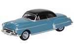1950 Oldsmobile Rocket 88 (Crest Blue/Black)