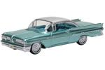 1959 Pontiac Bonneville (Seaspray Green/Silver)