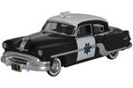 1954 Pontiac Chieftain 4-Door Sedan - California Highway Patrol