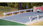 Highway Guardrails (6 Pack)