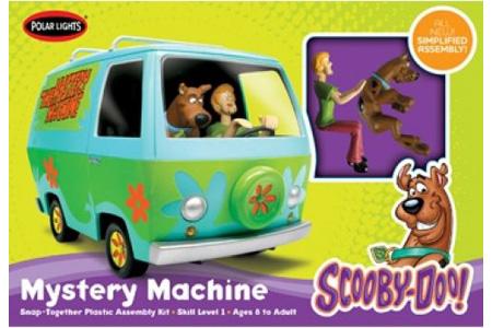 Scooby Doo Mystery Machine (Snap)