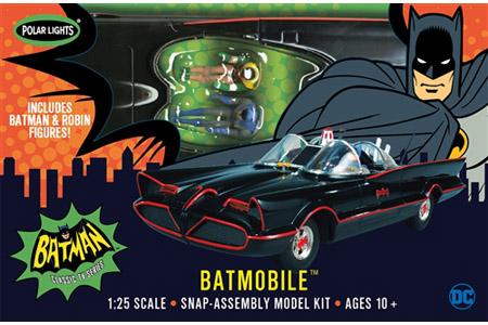 1966 Batmobile (Snap)