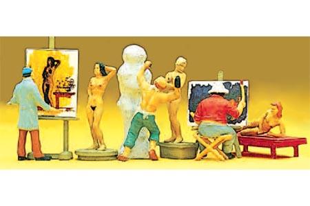 Artists, Sculptor & Models