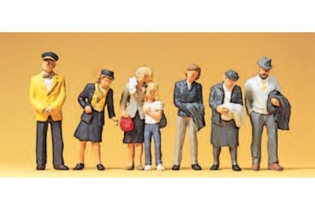 Passengers & Stewards