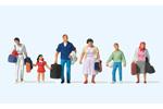Travelers w/ Luggage