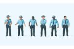 US Highway Patrolmen