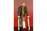 Man w/ Broken Leg