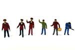 Circus - Ushers & Crew