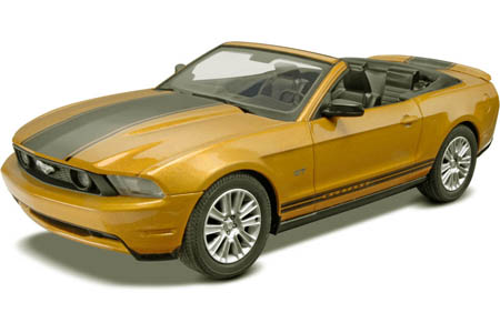 2010 Ford Mustang GT Convertible (Snap)