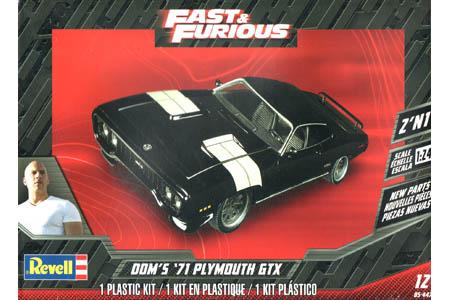 """1971 Plymouth GTX """"Fast & Furious"""""""