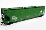 BNSF ACF 5250 Centerflow Hopper #403457