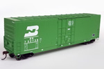 Burlington Northern 50' Hi-Cube Smooth Side Box Car #732728