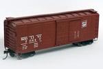Soo Line 40' Single Sheathed Box Car #75777