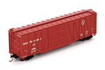 Great Northern 50' Single Sheathed Double Door Box Car #43669