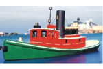 Great Lakes Steam Tug Boat
