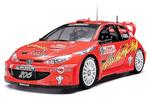 "2005 Peugeot 206 WRC Bozian Racing ""Monte Carlo"""