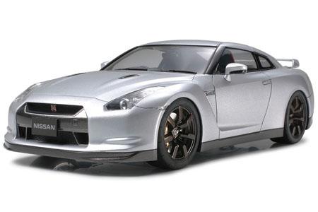 2007 Nissan GT-R (R35)