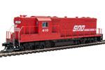 Soo Line GP9 #410 (DC Version)