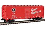Great Northern 40' AAR 1948 Box Car #18989