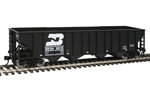 Burlington Northern 50' 100-Ton 4-Bay Hopper #549018