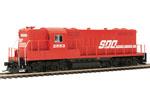 Soo Line GP9 #2553 (DCC & Sound)