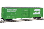 Burlington Northern 50' FGE Insulated Box Car #748853