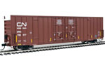 Canadian National (DWC) 60' High Cube Plate F Box Car #795017