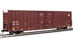BNSF 60' High Cube Plate F Box Car #761313