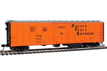 Pacific Fruit Express 50' AAR Mech Reefer #301290