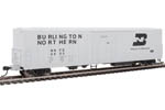 Burlington Northern (BNFE) 57' Mech Reefer #8855