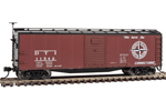 Detroit, Toledo & Ironton 40' Rebuilt Steel Box Car #11542