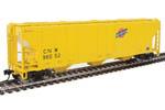 Chicago & North Western PS 4427 CD Covered Hopper #96052