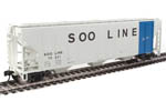 Soo Line PS 4427 CD Covered Hopper #70231