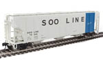 Soo Line PS 4427 CD Covered Hopper #70246