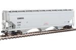 Cargill (ICMX) 60' NSC 5150 3-Bay Covered Hopper #1035