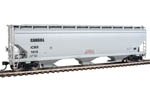 Cargill (ICMX) 60' NSC 5150 3-Bay Covered Hopper #1014