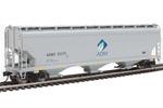 ADM 60' NSC 5150 3-Bay Covered Hopper #52276