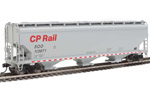 Canadian Pacific (SOO) 60' NSC 5150 3-Bay Covered Hopper #113671