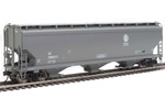Illinois Central 60' NSC 5150 3-Bay Covered Hopper #799211