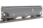 Illinois Central 60' NSC 5150 3-Bay Covered Hopper #799215